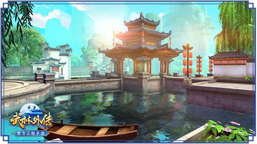 图片: 图2《武林外传官方手游》场景:七侠镇.jpg